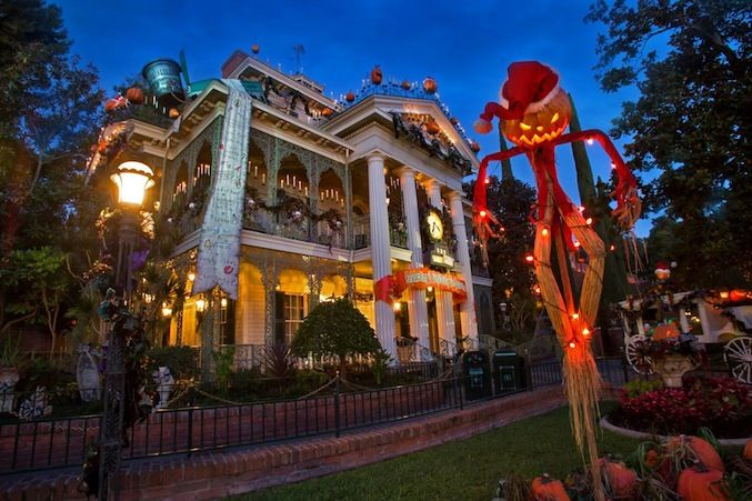 haunted mansion halloween parade | Things We Want To Do During Halloween Time At The Park