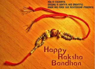 When is raksha bandhan and why we celebrating it? | raksha bandhan 2015 | raksha bandhan images | raksha bandhan wishes - Festivals2015.in