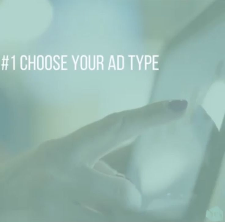 Choose your ad type carefully when advertising on Facebook @salon owner solutions