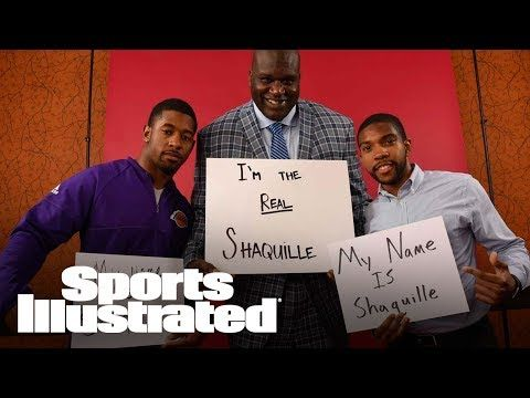 Generation Shaq: What It Means To Be Named After NBA Star Shaquille O'Neal | Sports Illustrated