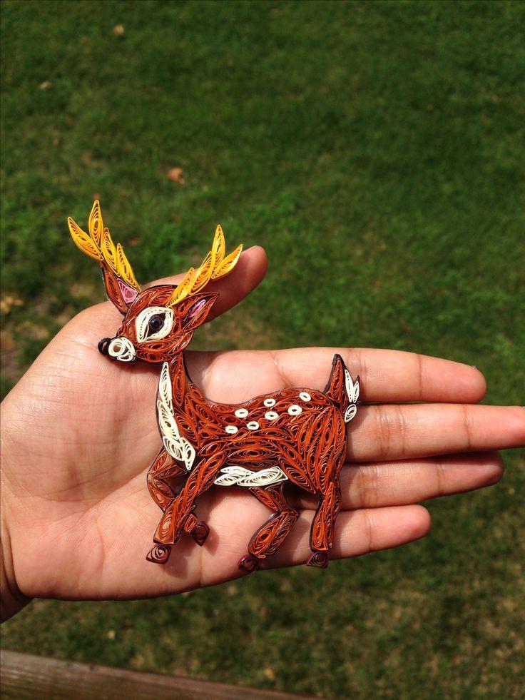 Quilled deer                                                       …