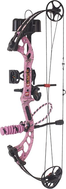 pse fever 1 compound bow package for women