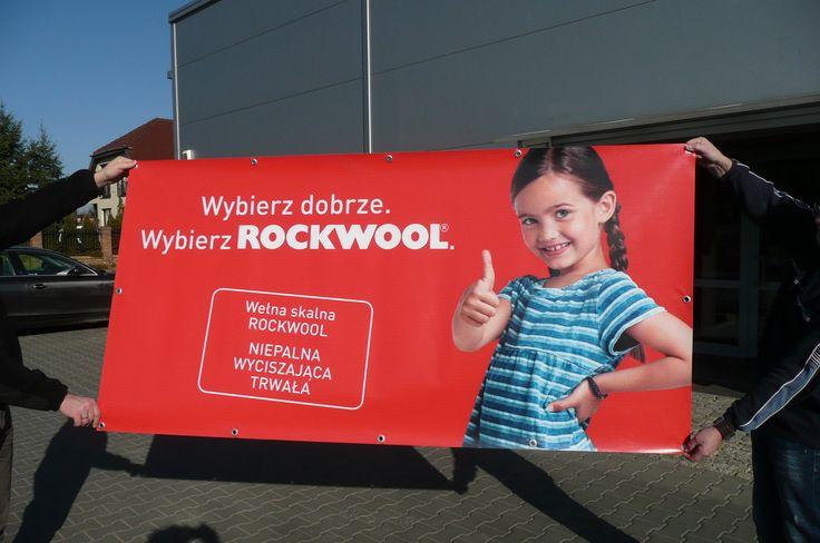 Baners Rockwool - http://screen-print.biz/banners-en/baners-rockwool/