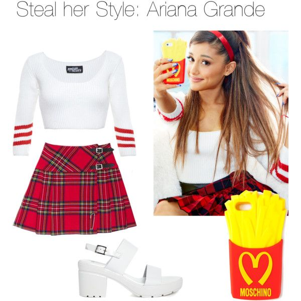17 Best Images About Outfits Steal Her Style On Pinterest Ariana Grande Becky G Clothes And