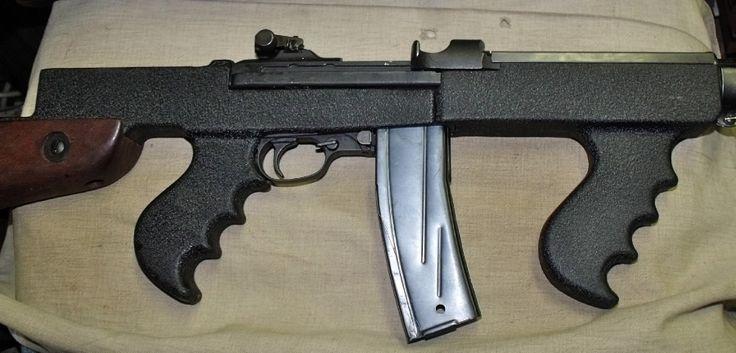 Resultado de imagem para smg .30 carbine