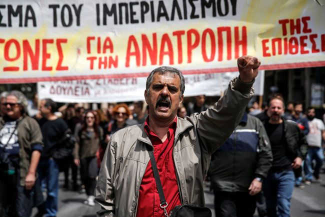 EU prepares to deliver 'knock out blow' to Greece's Syriza government -- Puppet Masters -- Sott.net