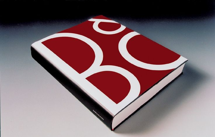 The 75 year anniversary book, written by Jens Bang. It's the first book about Bang & Olufsen