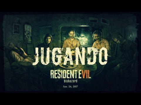 Resident Evil 7 streaming toda la campaña final bueno(facil)
