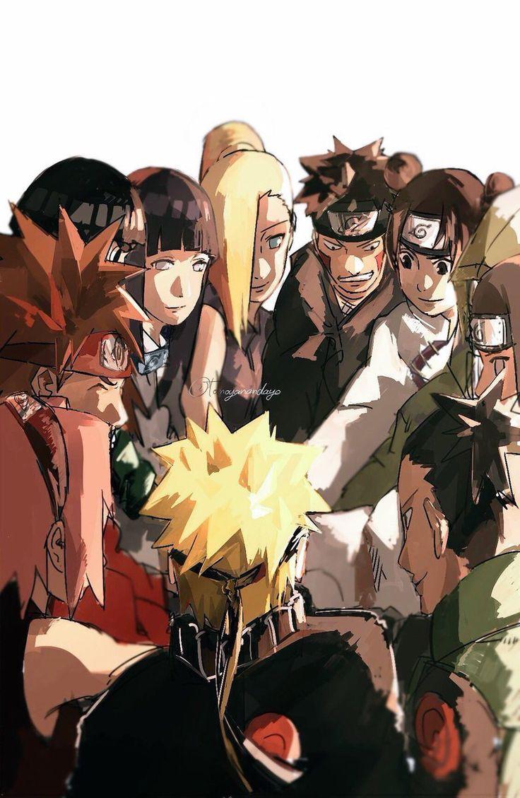 Naruto team