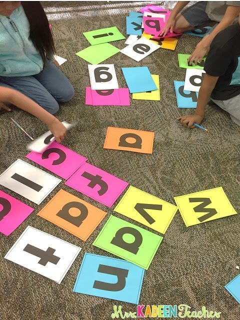 Fun phonics ideas to implement in your classroom this year.