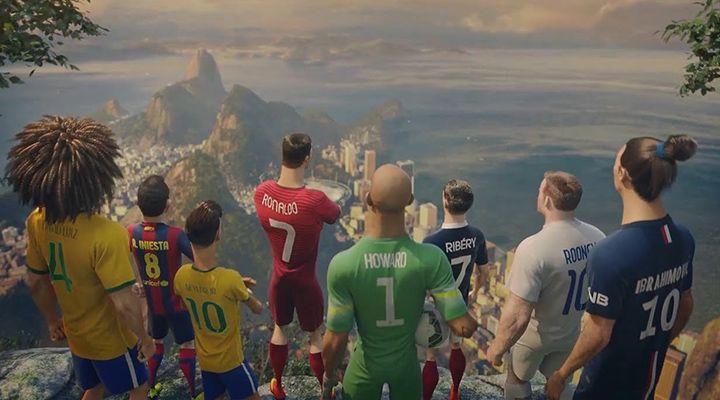 I nuovi eroi #mondiali ... #WorldCup #Brazil #Iloveideas