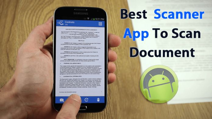 Tech Post Pro: Top 15 Best Scanner Apps To Scan Document With And...