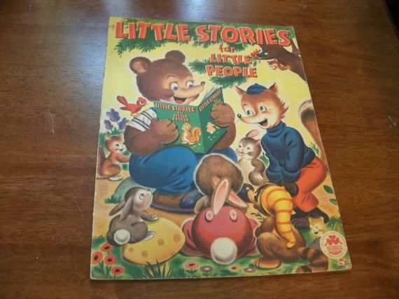 little stories for little people big  soft cover