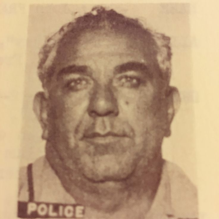 Anthony Francomano aka Tony Boots, Thomas Bruno or Dominick Russo (1915-1996 NYC) was a soldier in the Genovese family. He lived on Central Park West with his wife and son and had no legitimate sources of income. Crime sheet dates back to 1933 and mentions assault, bookmaking and narcotics. He was associated with Sal Santoro, Anthony Napolitano, Nick Tolentino, James Massi and the Orlando brothers. He was into re-distribution of narcotics to smaller scale traffickers..