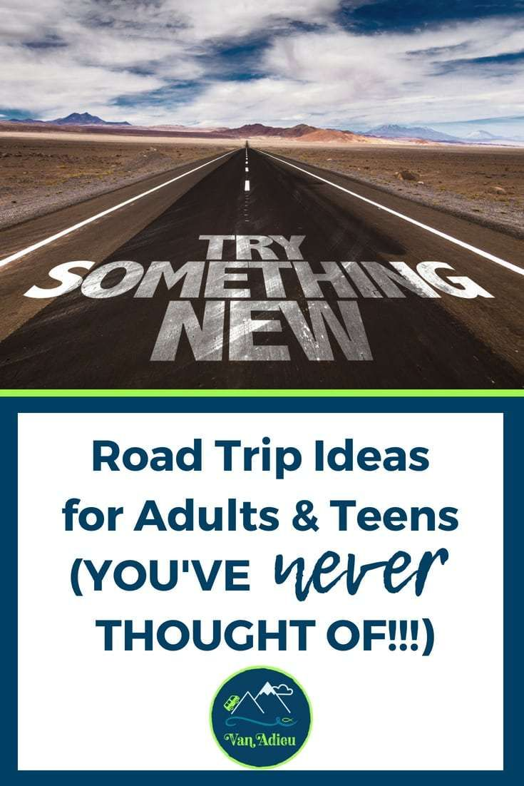Unique [and Productive!] Road Trip Activities | Road Trip Tips