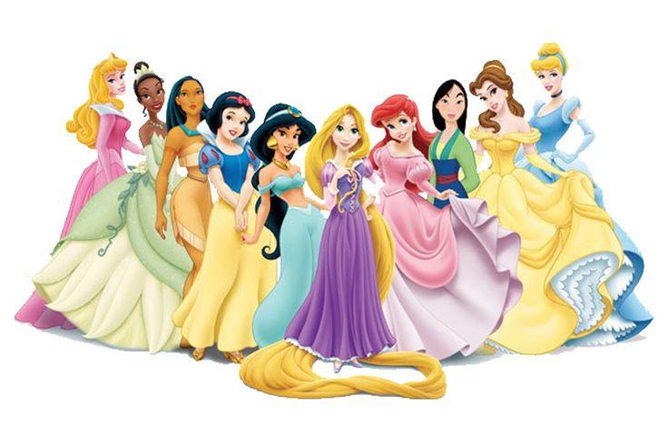 Ré-Créations de Lili: Chasse au trésor des princesses