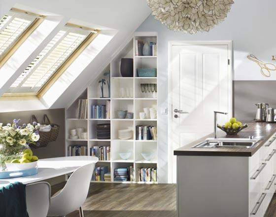 Zonwering Slaapkamer 68 : Best dakraam raamdecoraties en zonweringen dakdidak