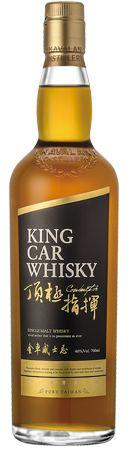 KAVALAN SINGLE MALT WHISKY 噶瑪蘭威士忌