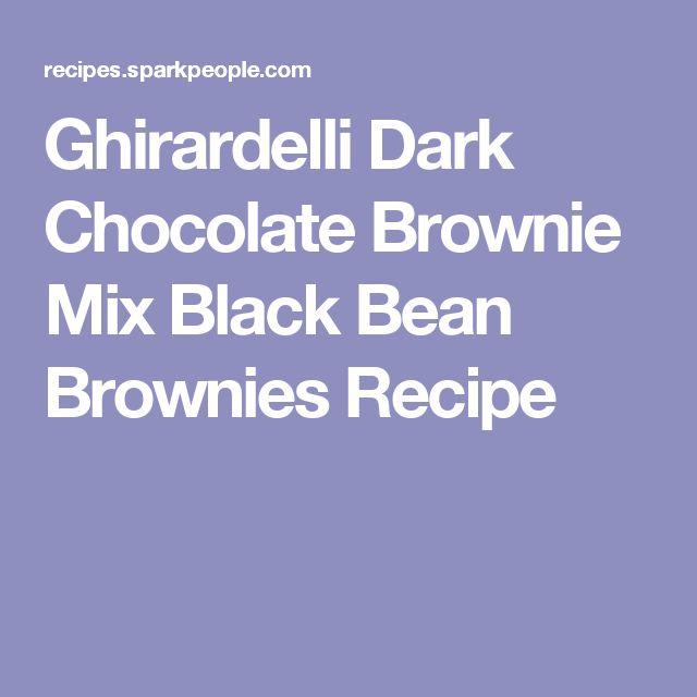 Calories Black Bean Cookies Made With Box Cake Mix