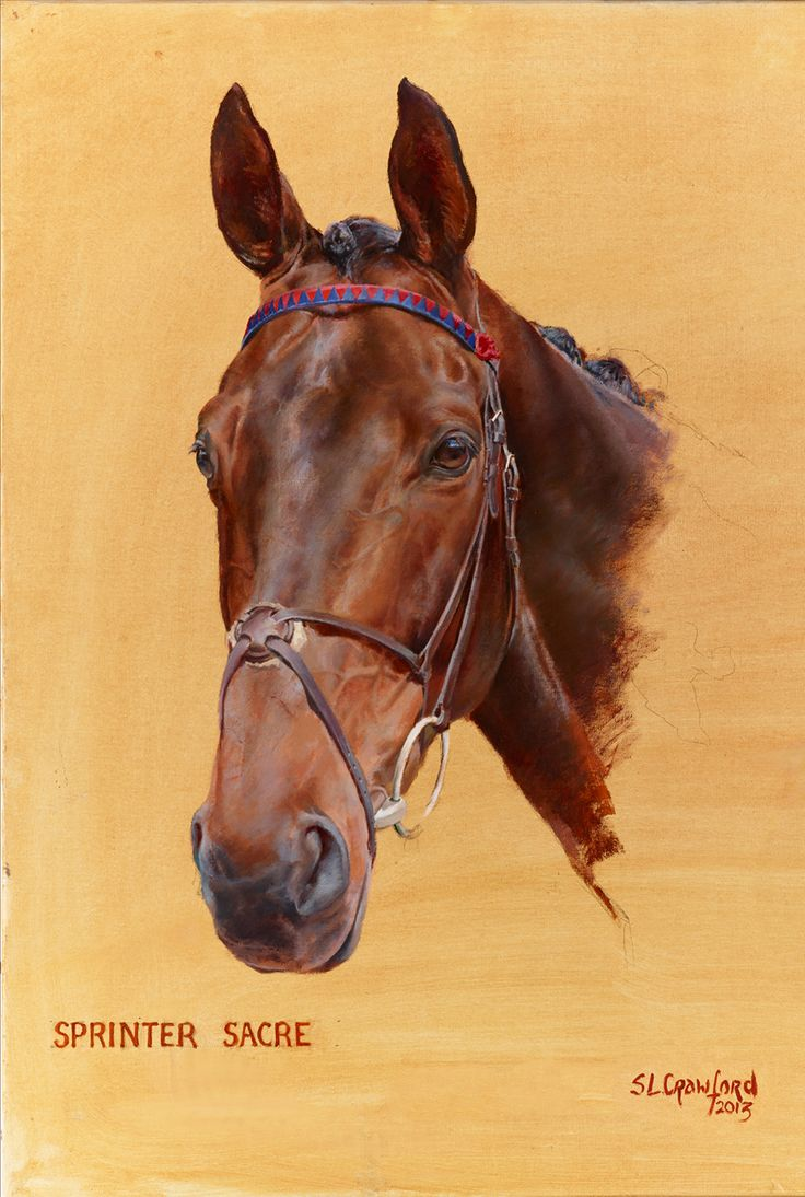 The complete works of Susan Crawford - one of the world's leading  equestrian artists.