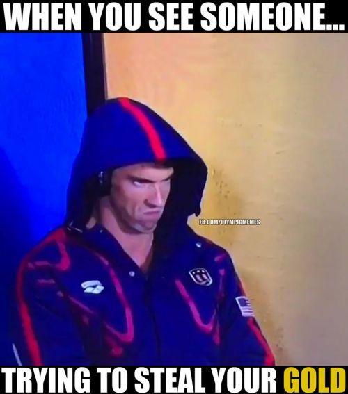Michael Phelps memes