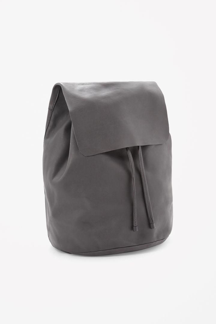 SANDFELD ▲ STYLE Soft leather backpack