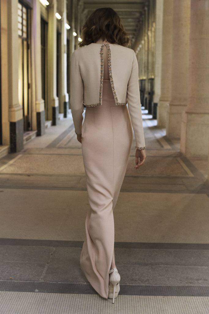 Dior Couture Pre-Fall 2013 ~ cool chic style fashiom