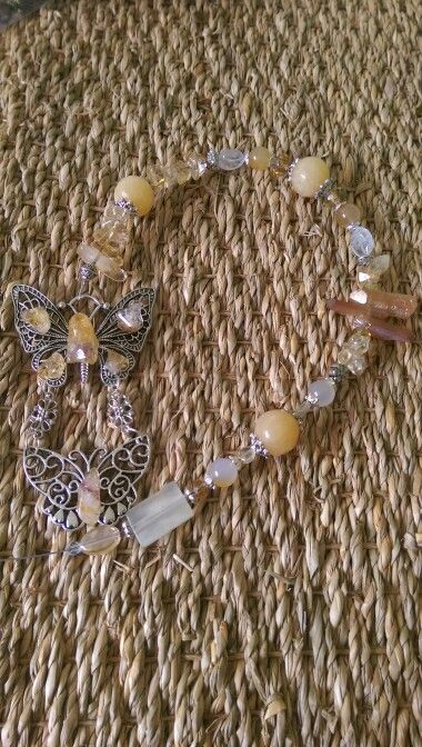 Citrine butterfly