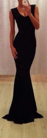 Модное вечернее платье из тафты (KF-20051217)