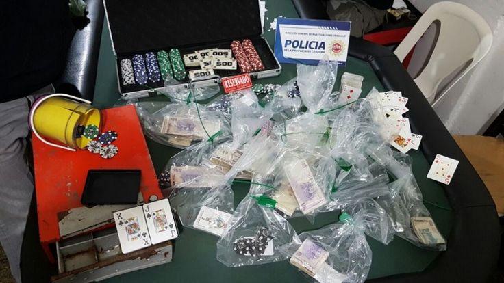#Córdoba: 20 detenidos por apuestas ilegales - El Diario de Carlos Paz: El Diario de Carlos Paz Córdoba: 20 detenidos por apuestas ilegales…