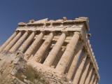 A View of the Parthenon from Below Lámina fotográfica por Richard Nowitz