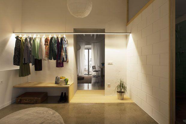 Oltre 1000 idee su ristrutturazione armadio su pinterest - Appendiabiti per cabina armadio ...