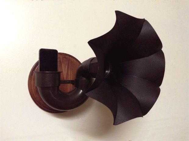 Picture of Victrola Style Passive Speaker