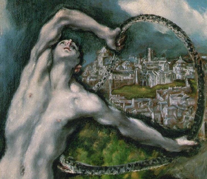 El Greco, 00002678-Z