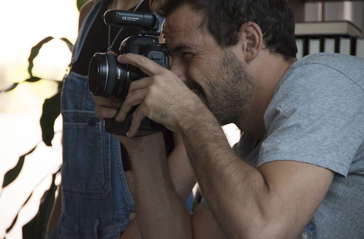 Jorge Cueto, fotógrafo campaña Otoño/Invierno 16