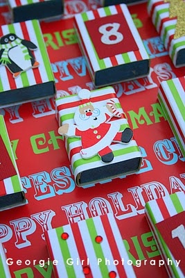 Matchbox {Magnet} Advent Calendar