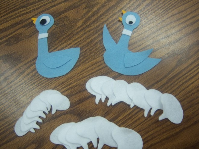 Pigeon felt template sewing and crafts pinterest for Froggy gets dressed template