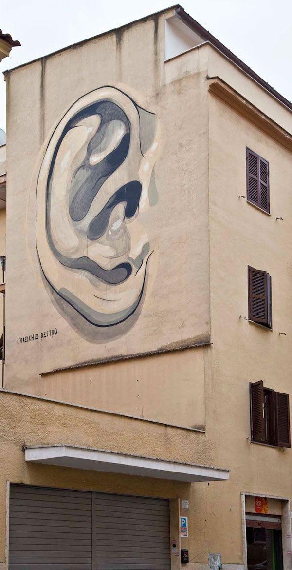 729 best images about street art urban art graffiti for Mural hidupan laut