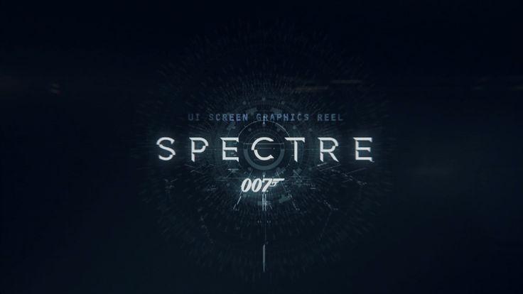 Rushes UI Screen Graphics Reel // SPECTRE