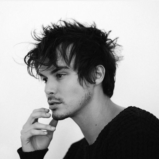 Tyler Blackburn | Ethnicity: British, Czech, Scandinavian, Cherokee Native American