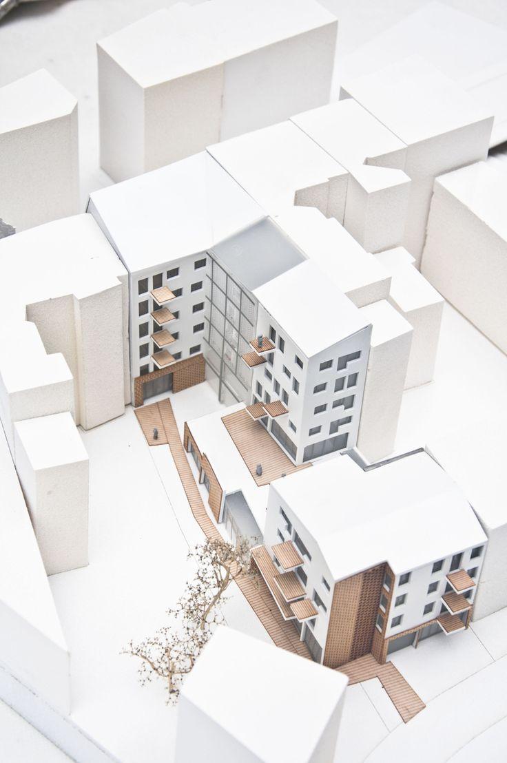 Très 364 best Maquette images on Pinterest | Architecture, Architecture  ZH75