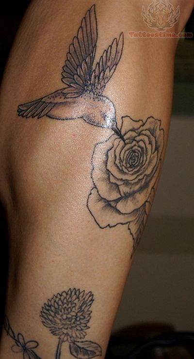 Best 25 tattoos on thighs ideas that you will like on for Hummingbird hip tattoo