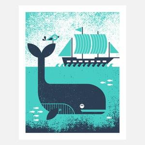 Wilber 8x10 now featured on Fab. $14 by Basemint Design #kids #walls #art #poster #screenprint: Basemint Design, Illustrations Inspiration, Illustrations Poster, Boats Illustrations, Kids Wall, Art Poster, Allan Peter, Screenprint Poster, Kids Rooms