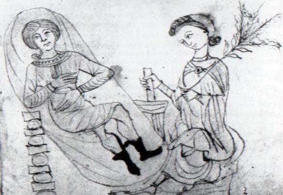 ¿Sabías que en siglo IV ya tenían los medios para realizar test de embarazo como los de hoy en día?