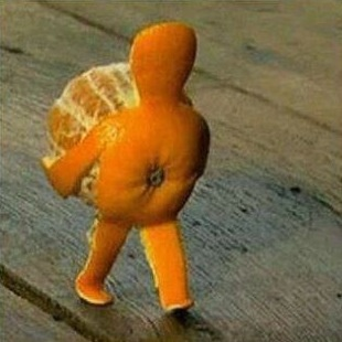 Sometimes you have to pick yourself up and carry on! Haha