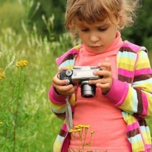 Jeu de photo très simple qui plait aux petits et aux grands !