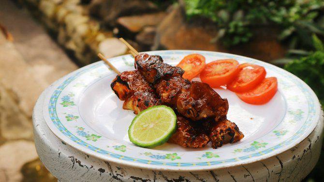 0812 8989 6969 Siomay Goreng Tusuk Ayam Tandoori Makanan Vegetarian
