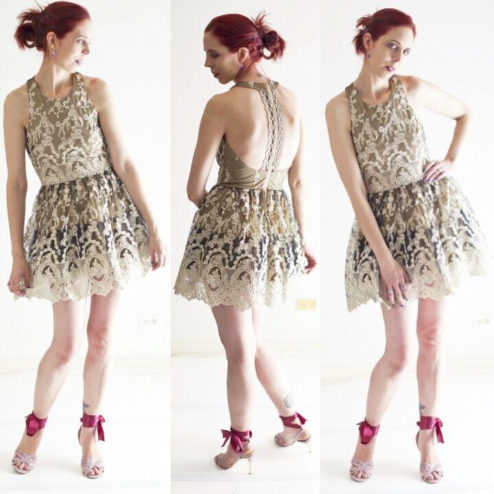 Design Lab Party Dress @TheHudsonsBayCo