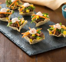 Asian Salad Scoops #InspiretheSeason #ad