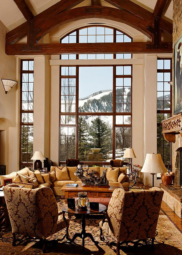 I liked this estate in Aspen, Colorado